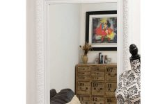 Small White Wall Mirrors