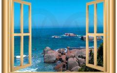 Window Frame Wall Art