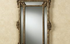 Old Fashioned Wall Mirrors