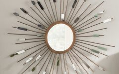 Orion Starburst Wall Mirrors