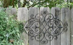 Large Metal Wall Art for Outdoor