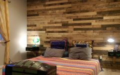 Wall Accents With Pallets