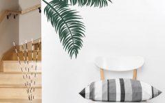 Palm Leaf Wall Decor