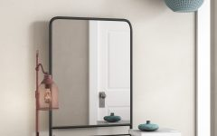 Peetz Modern Rustic Accent Mirrors