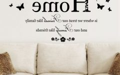 Family Sayings Wall Art