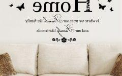 Family Sayings Wall Art