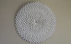 Plastic Spoon Wall Art