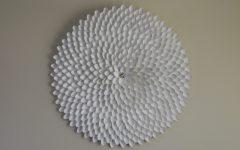 Plastic Spoon Wall Art