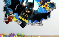 Batman 3d Wall Art