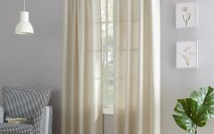 Jacob Tab Top Single Curtain Panels