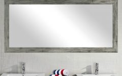 Landover Rustic Distressed Bathroom/vanity Mirrors