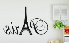 Paris Vinyl Wall Art