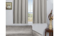 Tacoma Double-blackout Grommet Curtain Panels