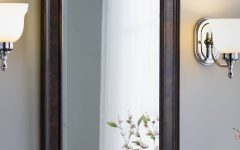 Traditional Beveled Wall Mirrors
