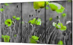 Lime Green Wall Art