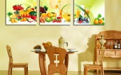 Kitchen And Dining Wall Art
