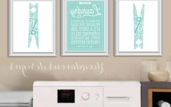 Laundry Room Wall Art Decors