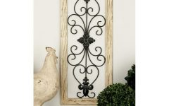 2 Piece Metal Wall Decor Sets By Fleur De Lis Living