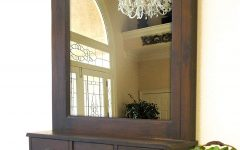 Wall Mirrors with Drawers