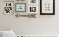 Nursery Wall Accents