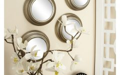 Round Decorative Wall Mirrors