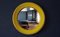 Yellow Wall Mirrors