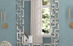 Rectangle Accent Wall Mirrors
