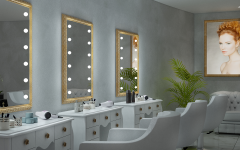 Salon Wall Mirrors