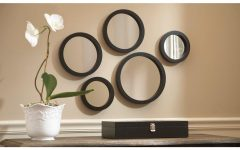 Round Wall Mirror Sets