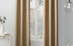 Copper Grove Speedwell Grommet Window Curtain Panels