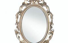 Small Decorative Wall Mirrors