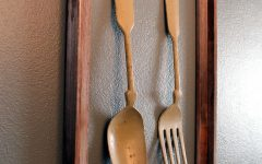 Silverware Wall Art