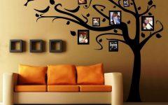 Stencil Wall Art