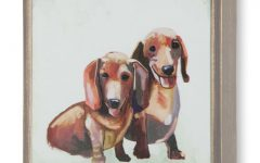 Dachshund Wall Art
