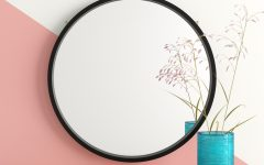 Swagger Accent Wall Mirrors