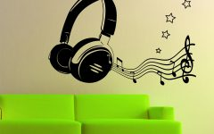 Music Note Wall Art
