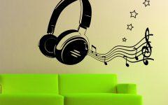 Music Note Wall Art