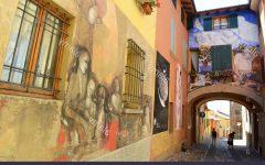 Italian Art Wall Murals
