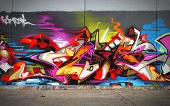 Graffiti Wall Art