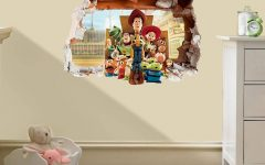 Toy Story Wall Stickers