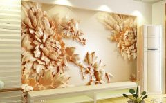 3D Wall Art Wallpaper