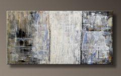 Neutral Abstract Wall Art