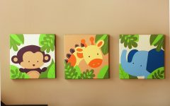 Kidsline Canvas Wall Art
