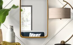 Lugo Rectangle Accent Mirrors