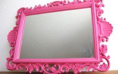 Pink Wall Mirrors