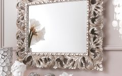 Pretty Wall Mirrors