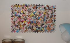 Recycled Wall Art
