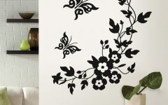 3d Removable Butterfly Wall Art Stickers