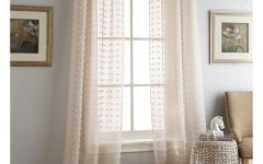 Solid Grommet-top Curtain Panel Pairs