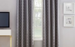 Lined Grommet Curtain Panels